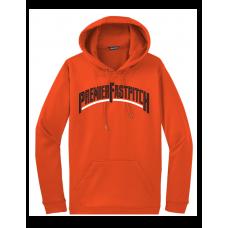 Sport-Tek® Sport-Wick® Fleece Hooded Pullover-Orange