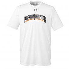 Under Armour Men's Locker T-Shirt 2.0- White